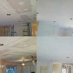 Ceiling Finished by Moncast