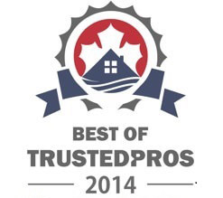 Best of Trusted Pros 2014 Moncast Custom Painting and Drywall