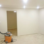 Basement Boarding and FInishing