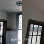 Ceiling and Wall Drywall Finishing and Repair
